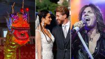 """Sergio Ramos montó un dragón en su boda mientras sonaba """"The Final Countdown'"""