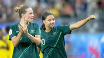 Matildas midfield laying the platform for Sam Kerr