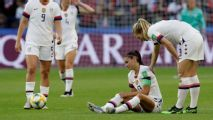 Will the Alex Morgan injury overshadow a perfect group stage for the United States?