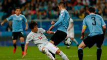 Japan's surprise draw shows Uruguay have some things to fix