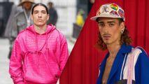 Toe Poke Daily: Hector Bellerin lights up Paris Fashion Week in pink snakeskin