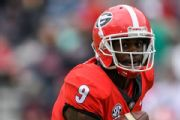 UGA dismisses WR Holloman after 2018 incident