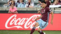 Rapids defender Ford out after knee surgery