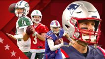 Answering biggest AFC East questions: Will Brady miss Gronk? Can young QBs make leap?