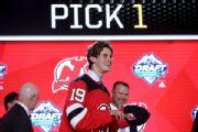 Top prospects Hughes, Kakko go 1-2 in NHL draft