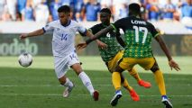 Jamaica, El Salvador finish scoreless at Gold Cup