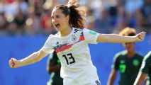 Germany reach last eight with win over Nigeria