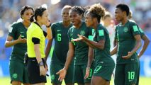 Nigeria stage sit-in at WWC over unpaid bonuses
