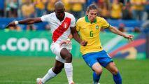 Filipe Luis analiza posible cruce Brasil-Chile