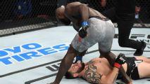 UFC: Xará de Furacão da Copa e ex-presidiário, Jair Rozenstruik cosegue 2º nocaute mais rápido da história dos pesados
