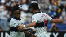 Rapids, Whitecaps preserve unbeaten streaks with draw