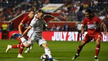 Rusnak penalty earns Real Salt Lake draw with Fire