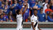 LA Galaxy roll on road in shutout of FC Cincy