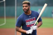 Indians option scuffling Bradley back to Triple-A