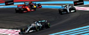 Is F1 in serious trouble right now?
