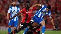 Mallorca asciende en España tras remontar contra Depor