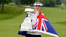 Hannah Green's KPMG Women's PGA win: passing the torch