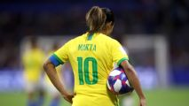 Emotional Marta to Brazil: 'Cry now, smile at the end'