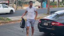 Oswaldo Alanís reporta a exámenes médicos con Chivas