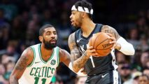 Kyrie or D'Angelo? How Brooklyn might handle a difficult decision