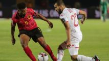 Angola hit back to force draw with Tunisia