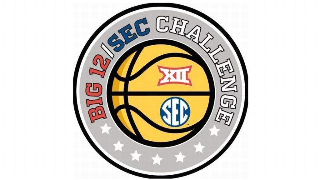 2019 SEC/Big 12 Challenge TV schedule set