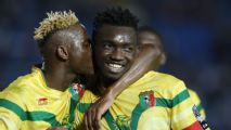 Mali dominate debutants Mauritania at AFCON