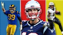 Ranking the 2019 rosters for all 32 NFL teams