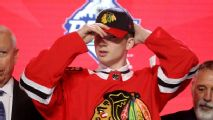 Teams that drafted a new No. 1 prospect: Why Dach leads the pack in Chicago