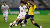 Kubo, o 'Messi japonês', elogia Brasil e revela que seu jogador favorito do país é Ronaldinho