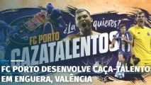 Porto usa la imagen del Tecatito para cazar talento joven