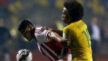 Paraguay fue verdugo de Brasil en sus últimos choques en Copa América