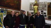 Boca Juniors homenajeó al fallecido Chapa Suñé