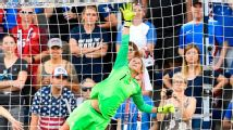 Women's World Cup goalie challenge: To be great and become even greater
