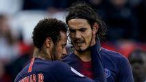 Cavani deseja permanecer no PSG e comenta futuro de Neymar: 'Que faça uma boa escolha'