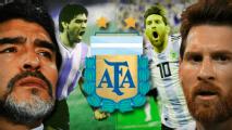 Messi ou Maradona, quem é maior para a Argentina? Veja números, opiniões e decida!