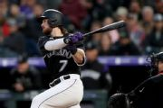 Rockies place INF Rodgers (shoulder) on IL