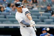 Yankees' Boone: MRI on Stanton's knee 'good'