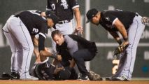 Anderson, White Sox, sufre esguince en tobillo