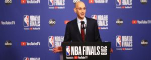 NBA estuda possibilidade de alterar calendário e incluir 'mini-torneio' durante a temporada