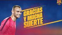 Barcelona negocia goleiro reserva com o Valencia por R$ 153,2 milhões