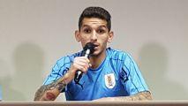 Copa América: Lucas Torreira se recupera de febre forte, treina e pode ser novidade contra o Peru