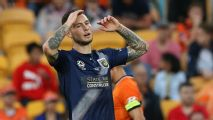 Brisbane Roar loan O'Neill from Burnley