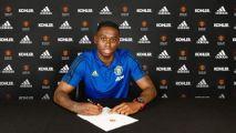 Man Utd sign Wan-Bissaka from Crystal Palace