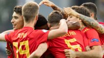 Spain outclass Germany to win Under-21 Euro