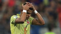 Colombia's Tesillo gets 'Escobar' threats after miss