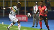 Haidara rocket puts Mali top, eliminates Angola