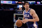 Marjanovic officially signs contract with Mavs