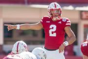Huskers' Frost pins hopes on arm of QB Martinez