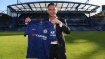 Chelsea appoint club legend Lampard as coach